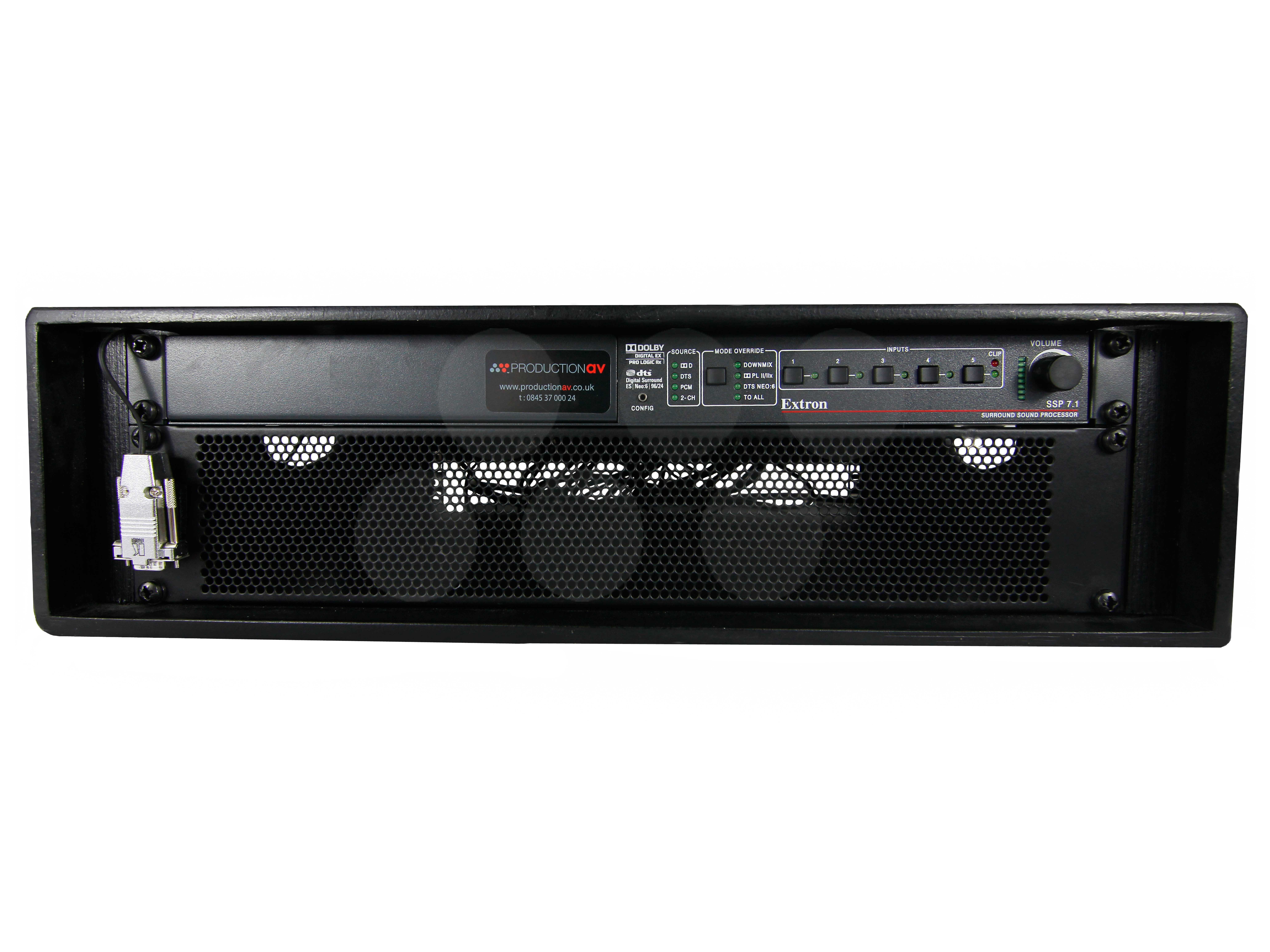 Extron SSP7.1 Surround Sound Processor