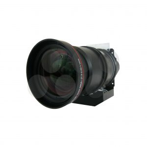 Barco TLD+ 1.5-2:1 SXGA+ Lens