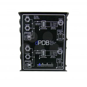 Art dPDB Duel Passive Direct Box