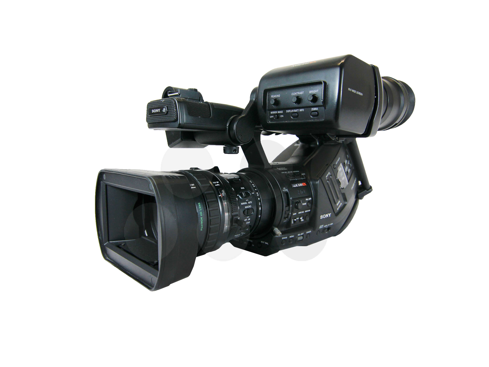 sony hd video