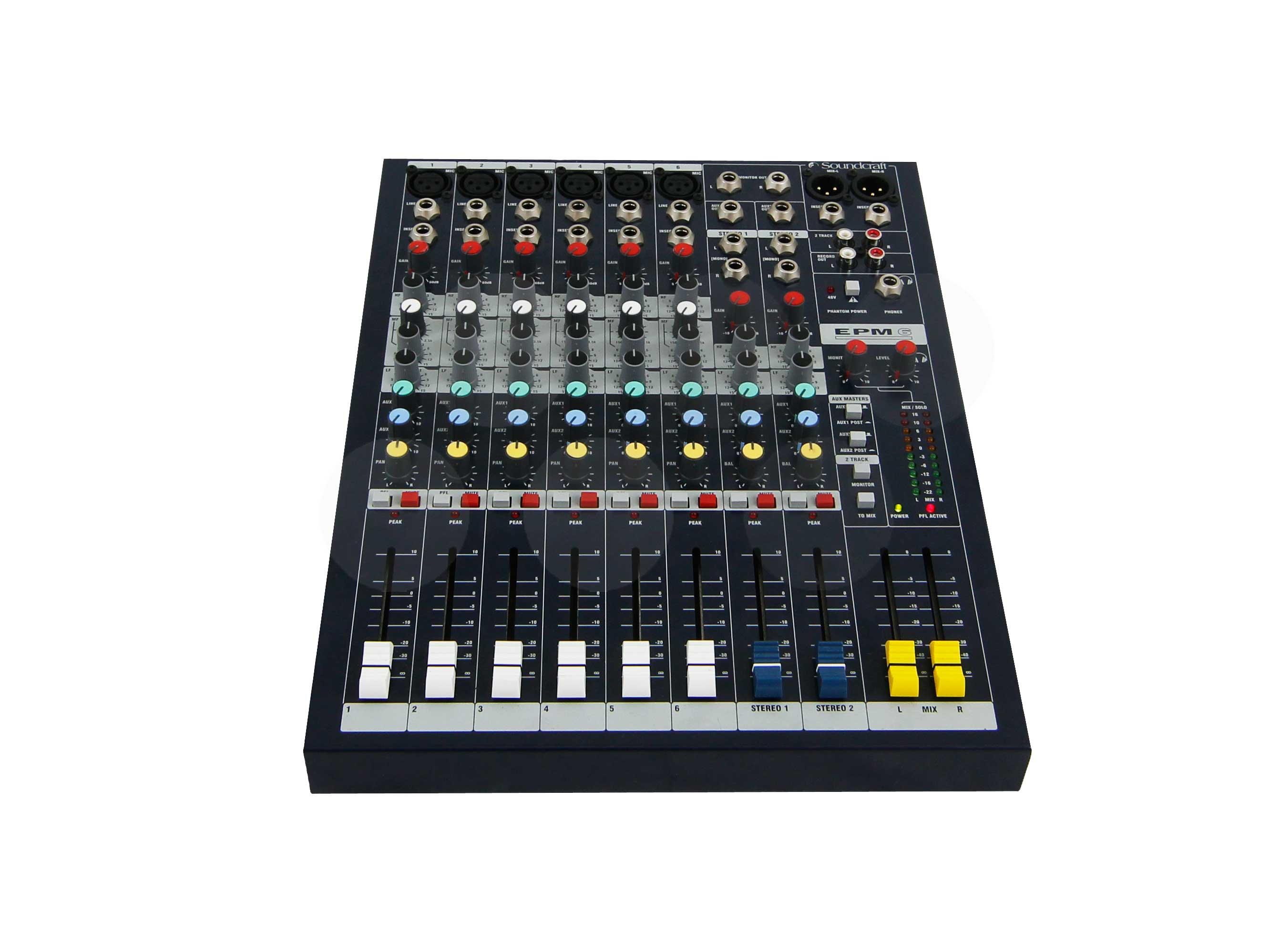 Soundcraft EPM 6:2:2 Mixer