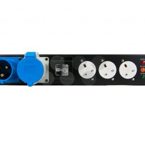 32A Rack PDU - 13A and IEC Out