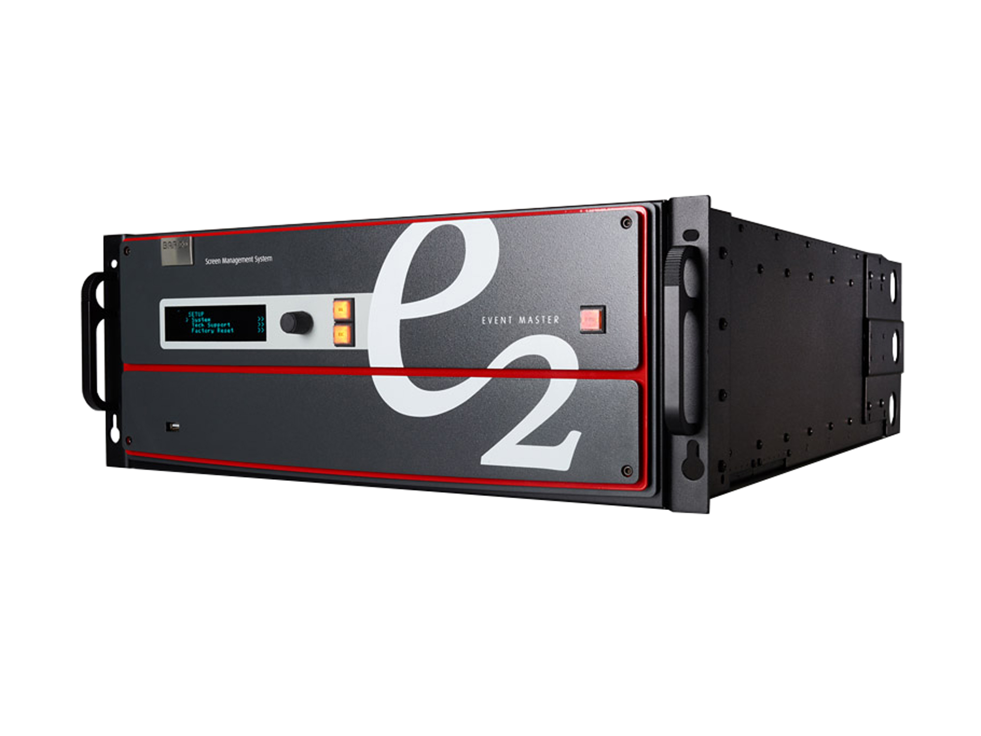 Barco E2 Screen Management System