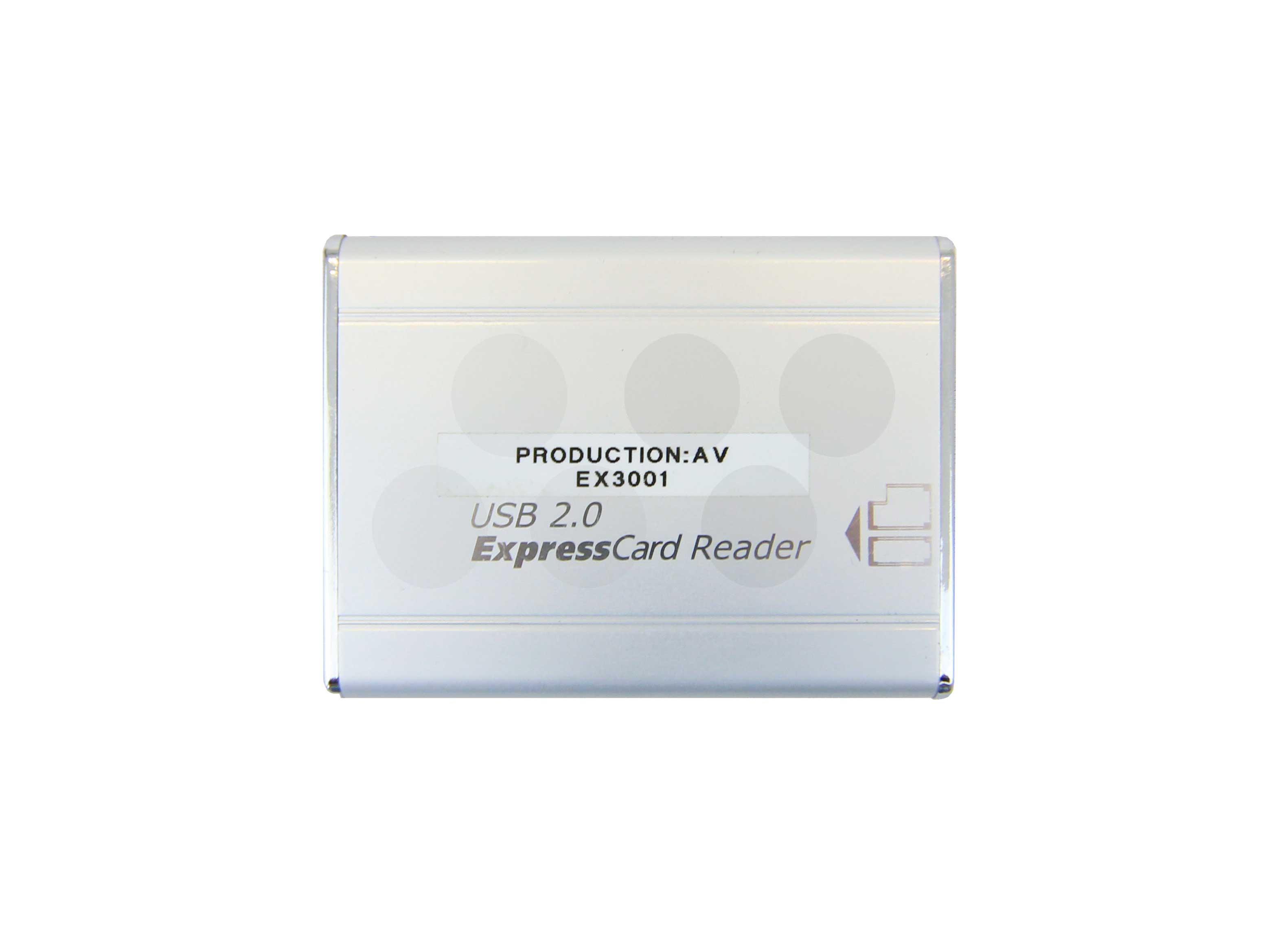 EX3 SXS USB Express Card Reader