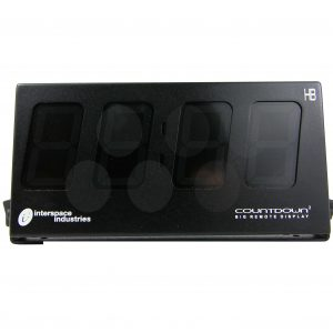 Interspace Industries Remote Large Display
