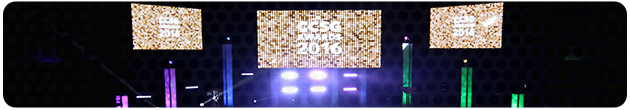 6mm LED Screen - CCSG Awards Warwick