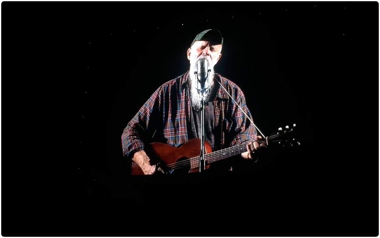 Seasick Steve 6mm LED Screen Solution - Wembley Arena