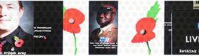 The Royal British Legion – Remembrance LED Screen Installation