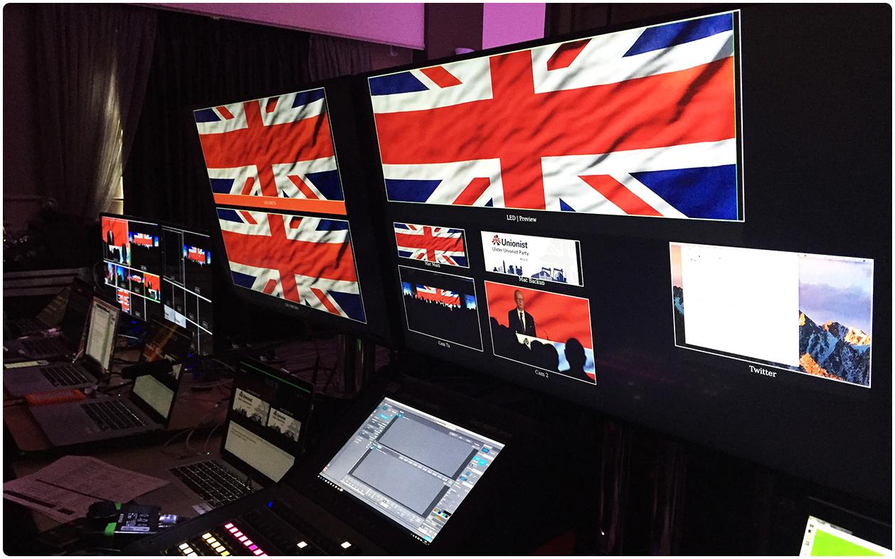 Barco S3-4K Screen Management System Solutions   Production AV