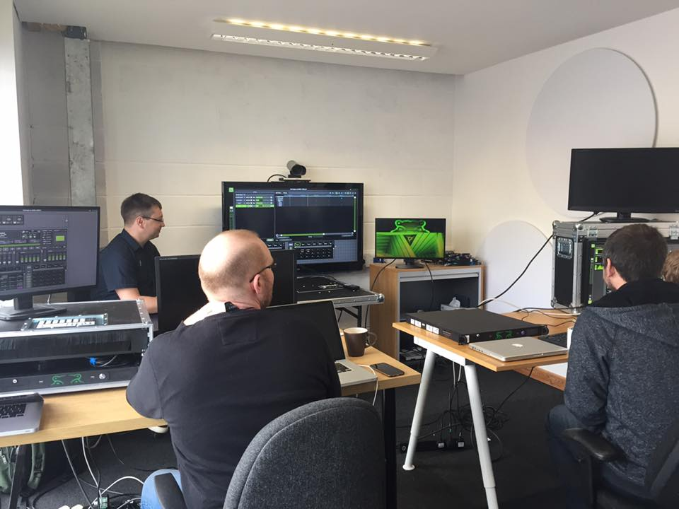 Production AV Hippo Training Day
