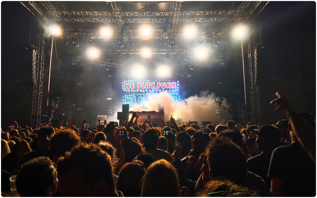 Grillstock 2017 LED Screen Solution 3