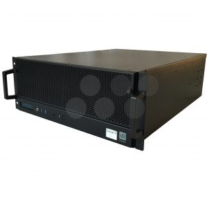 D3 2x4pro Media Server Side Shot