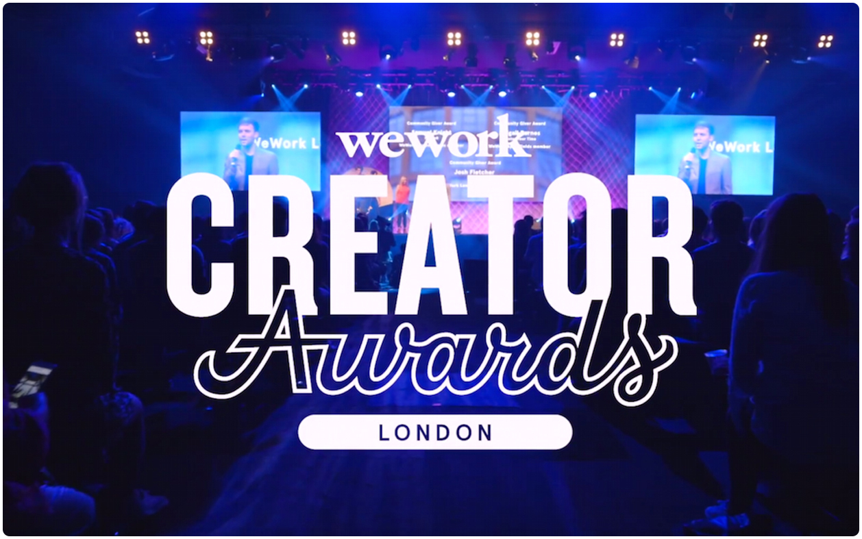 London Creator Awards LED Screen Solution 2