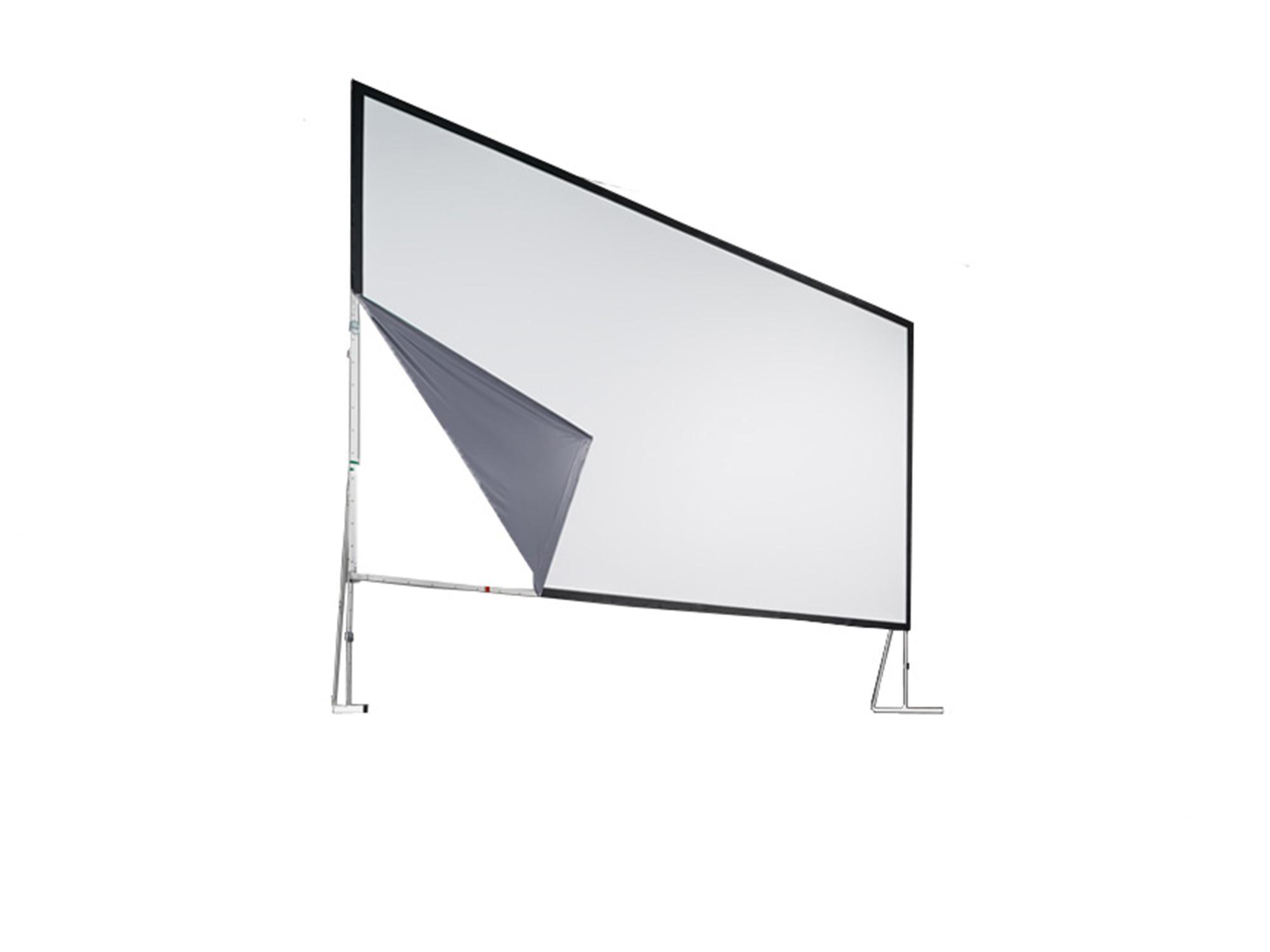 Stumpfl 16ft x 9ft 16:9 Frame Screen Kit Hire | Production AV