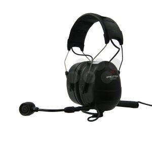 Peltor Ear Defending Comms Headset Single Muff