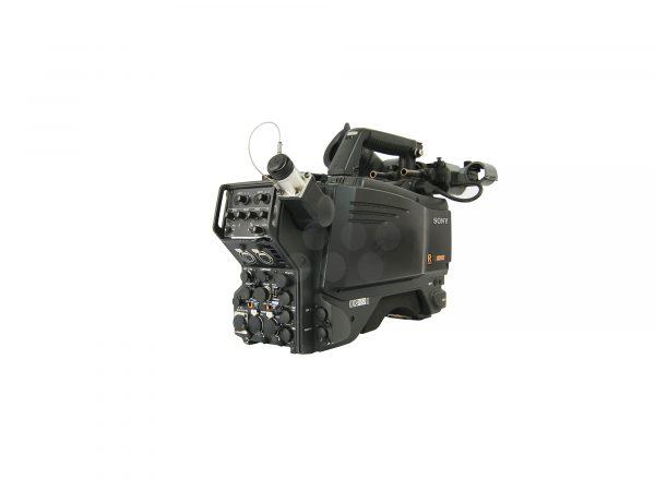 Sony HDC 1500R Studio Camera Channel Rear