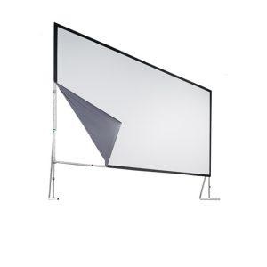 """Stumpfl 14ft x 7ft 10"""" 16:9 Frame Screen Kit"""