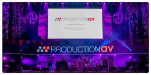 Production AV at TCT RAH Gig
