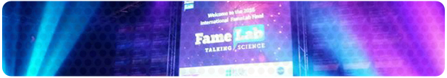 Science Festival 2019 Complete Audiovisual Solution Banner