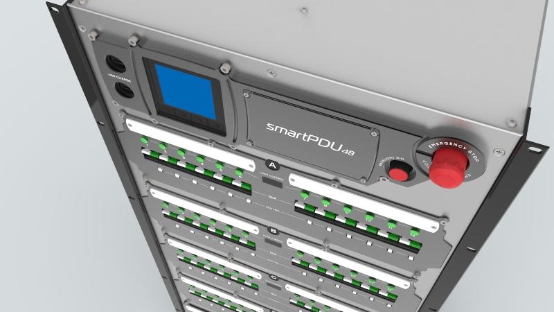 Stage Smarts smartPDU48