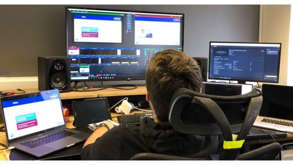 vMix Studio for Streaming events from Production AV