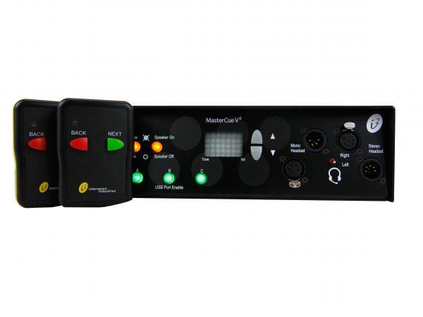 Interspace Industries Mastercue V6