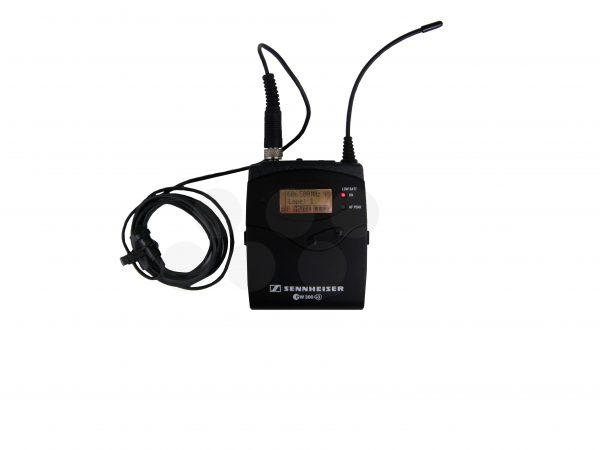 Sennheiser EW300 G3 Wireless Microphone Kit