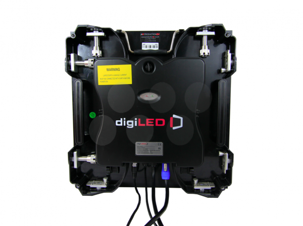 digiLED HRi3900 3.9mm LED Panel Back View