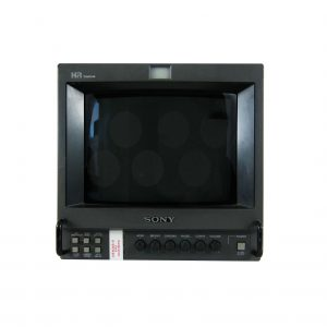 """Sony 9"""" CRT Preview Monitor"""