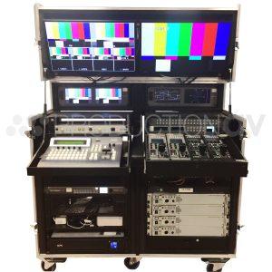 Production AV Portable Video Production Unit (PPU)