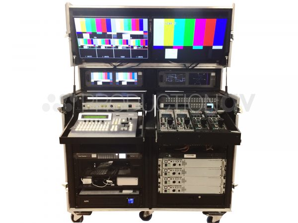 Production AV Portable Video Production Unit (PPU)