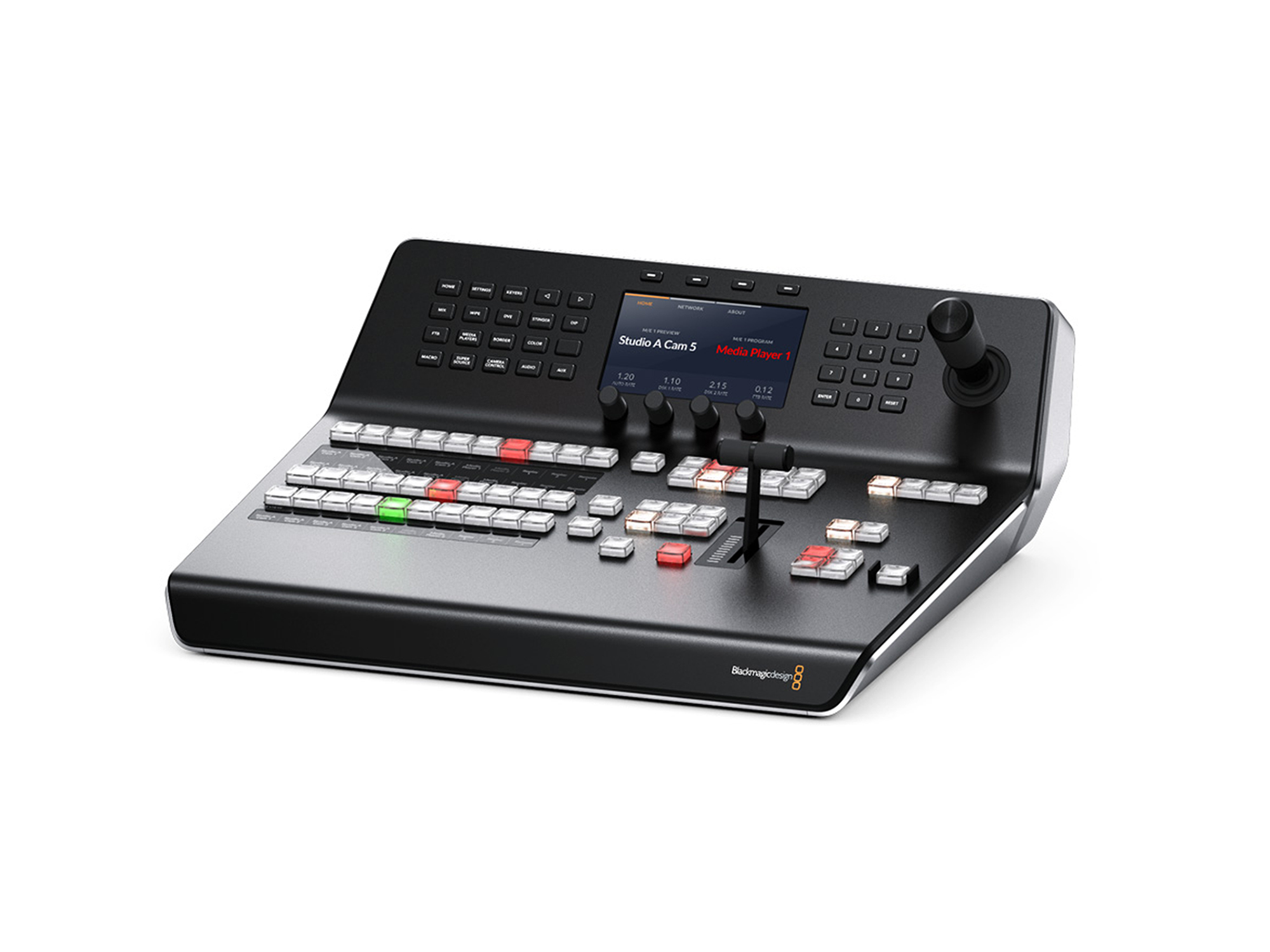 Blackmagic Design Atem 1 M E Advanced Panel