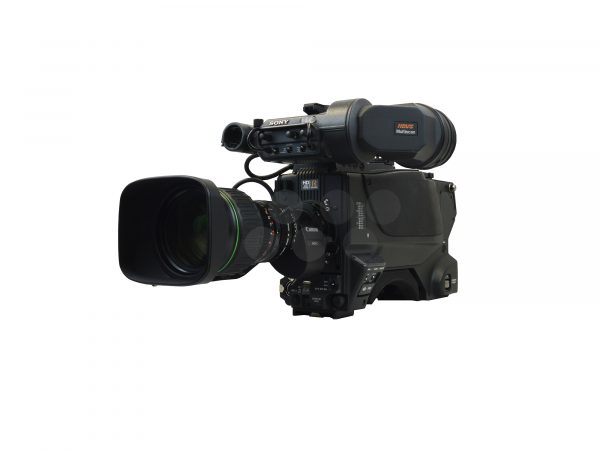 Sony HDC 1500R Studio Camera Channel